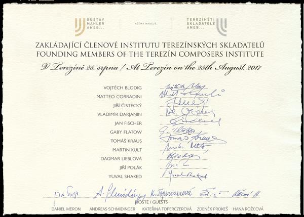EVERLASTING HOPE: Gustav Mahler and Terezín Composers
