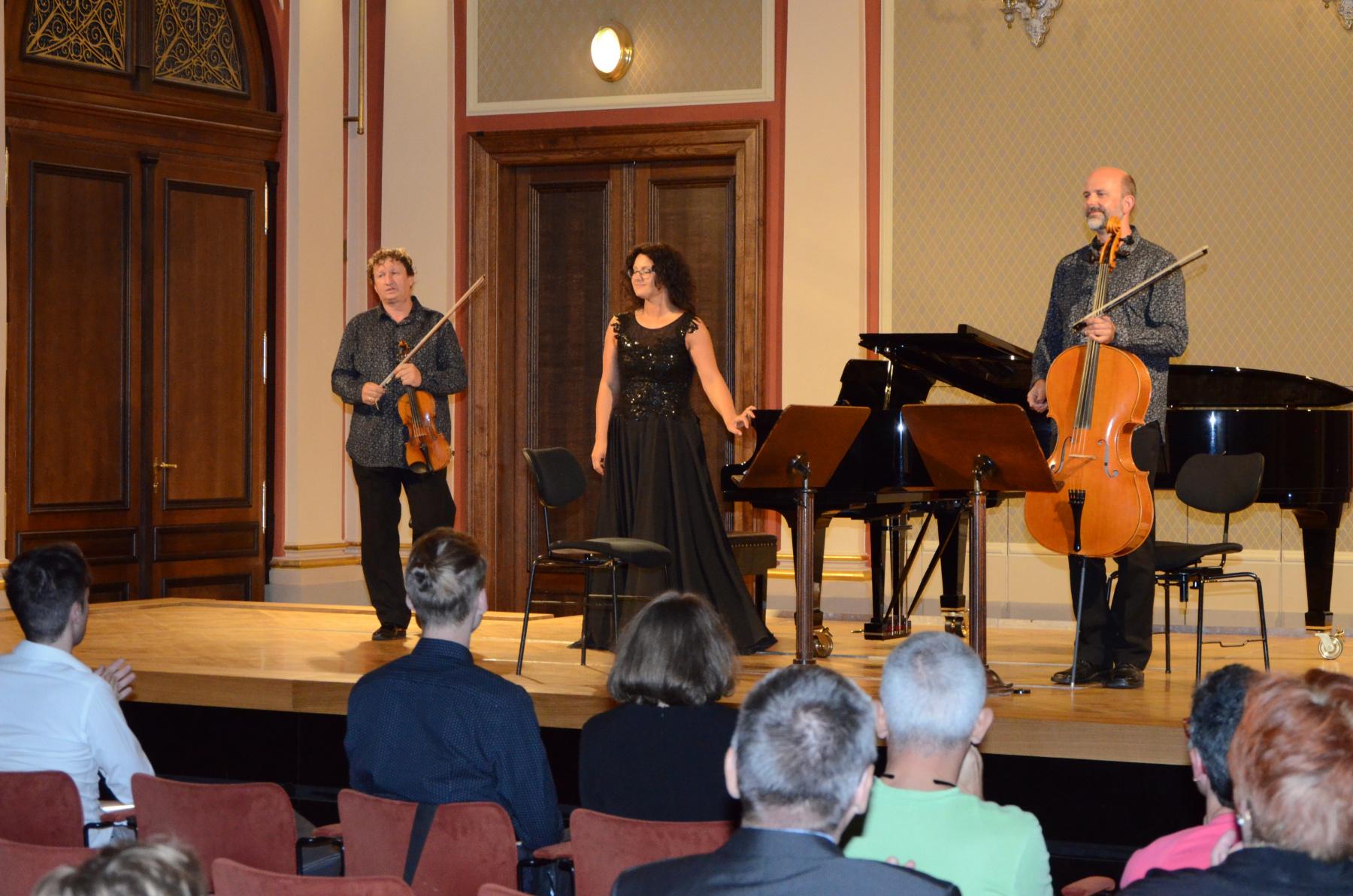 Petrof Piano Trio